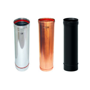 tubo per canne fumarie monoparete